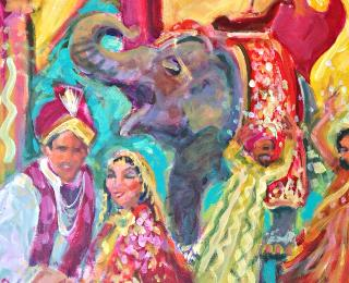 Indian wedding-detail-lft