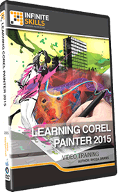 Learning Corel Painter 2015 Training Video