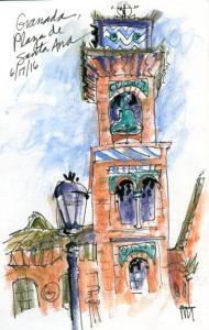 Granada Plaza de Santa Ana 72