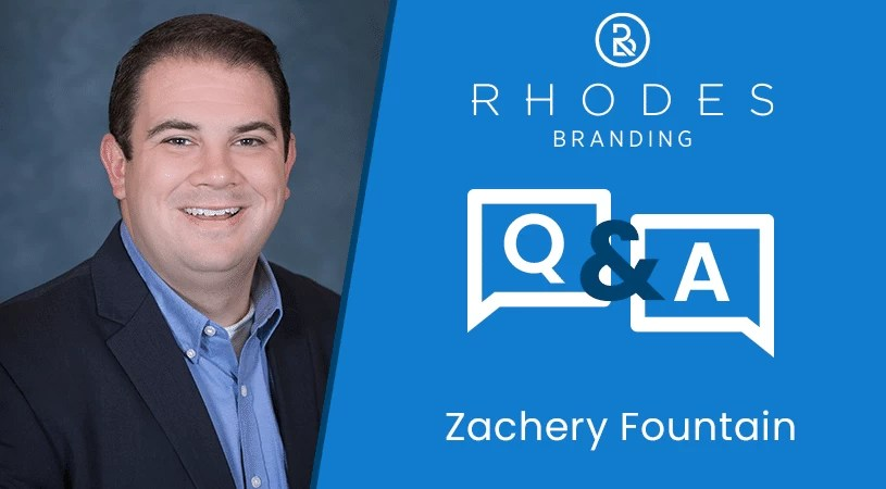 Here is our #SchoolPR question and answer blog with Zachery Fountain.