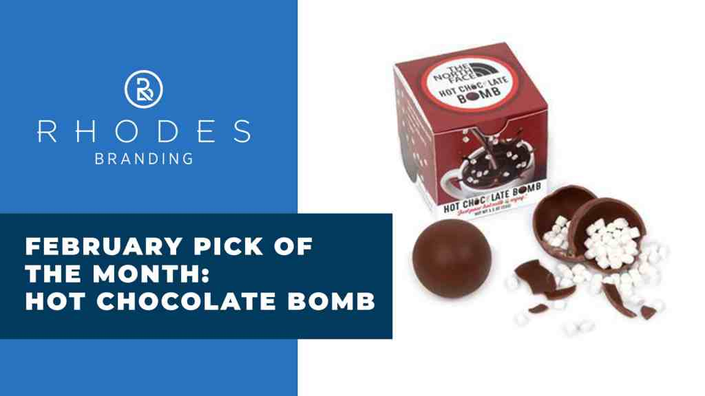 February Pick of the Month: Hot Chocolate Bombs