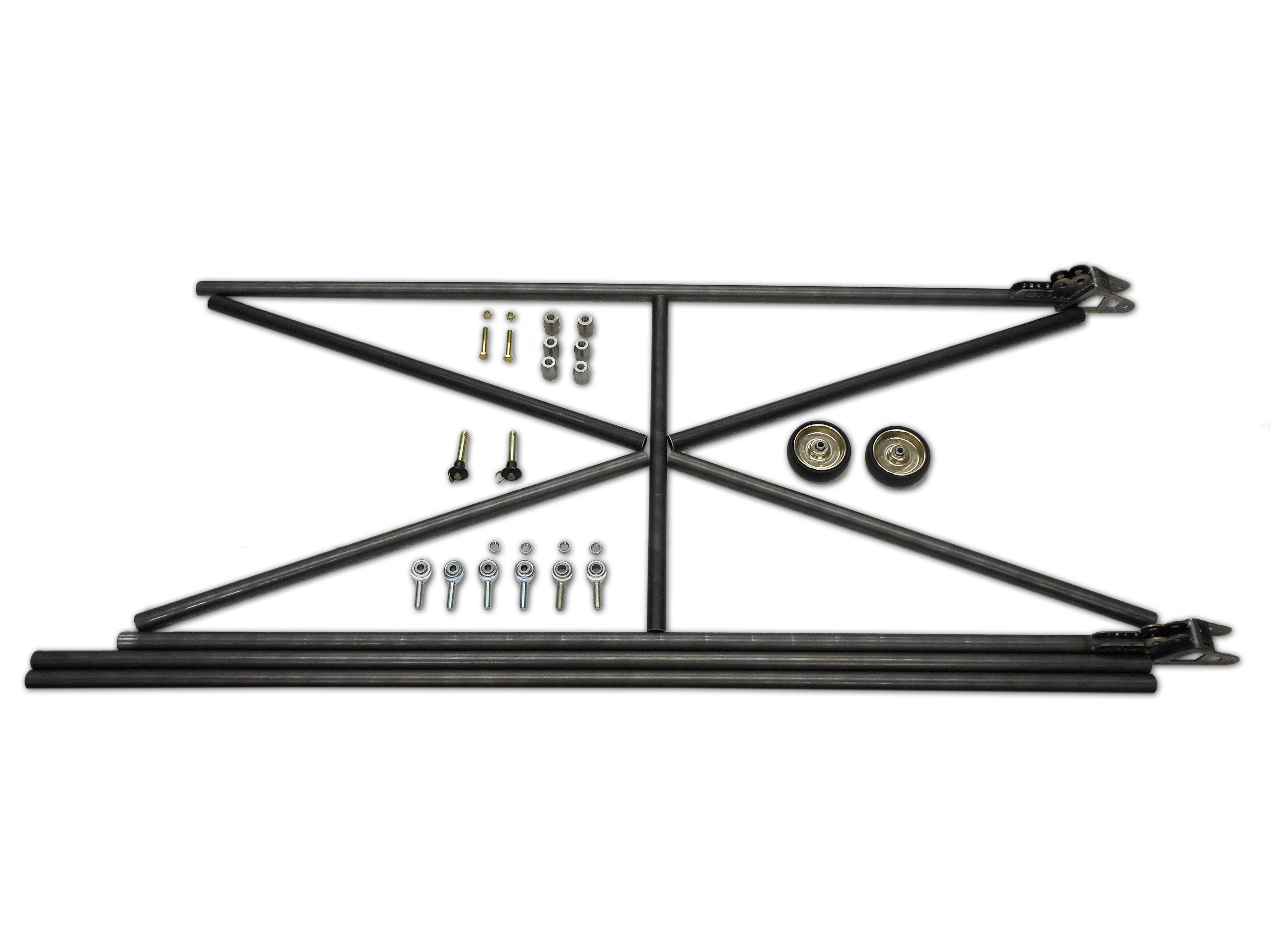 80 Pro Series Wheelie Bar Kit