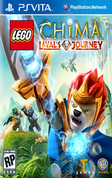 Legends of Chima: Laval's Journey
