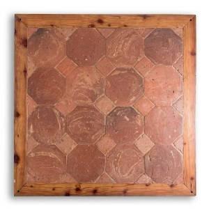 tiles french antique stone b variegato carraro