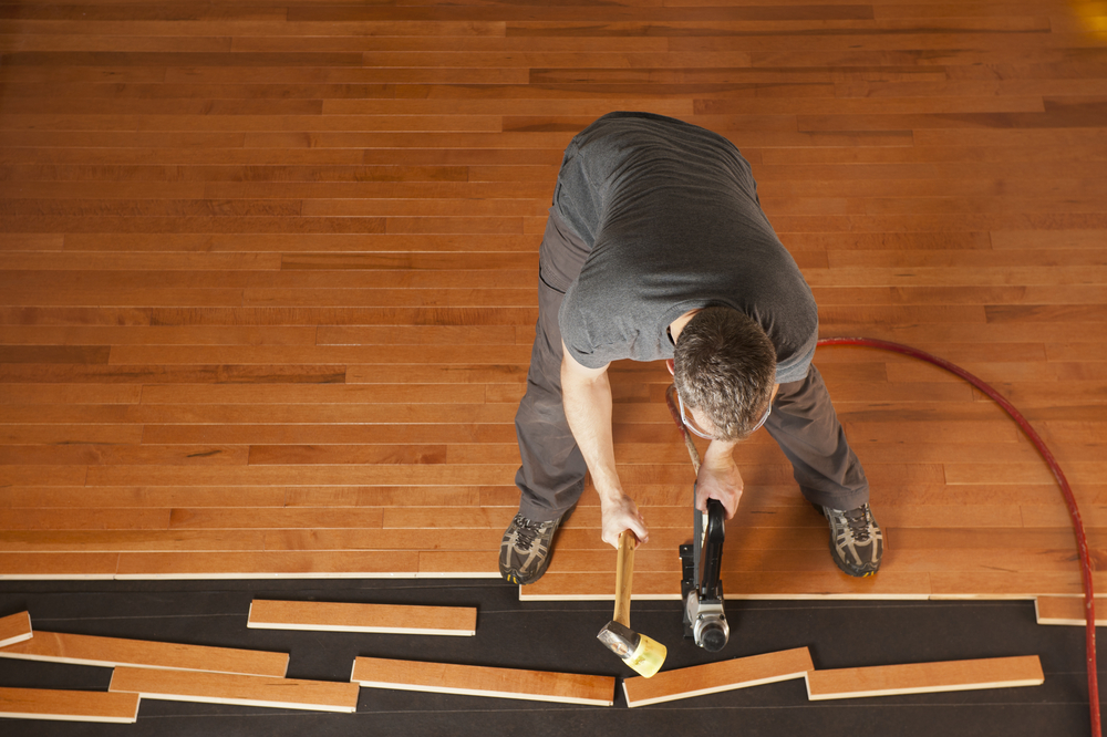 How to Lay a Hardwood Floor: The Complete Guide