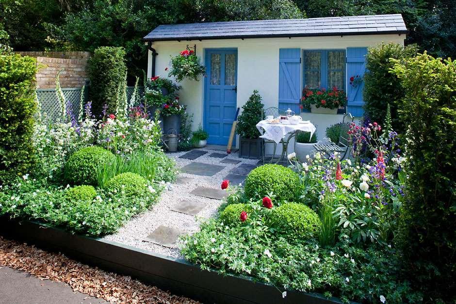 garden design styling