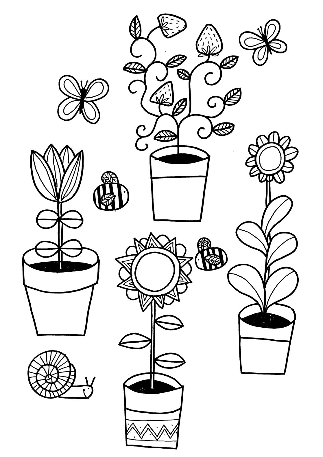 Family Activities Fun Crafts For Children And Easy Plants