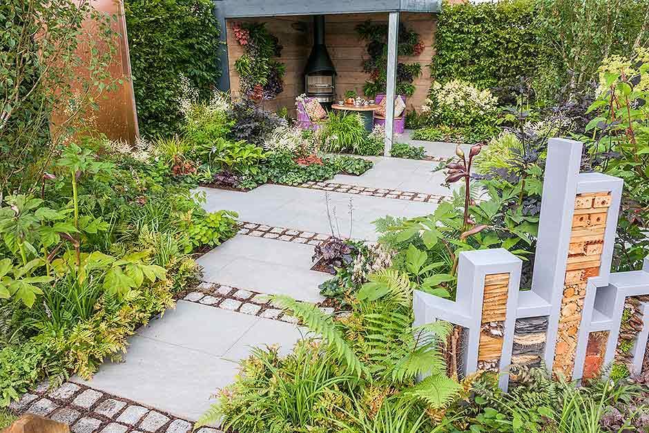 Garden design planning your garden  RHS Gardening