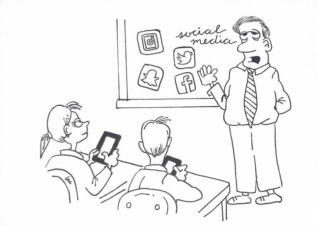 Social Media: Your New Teacher?