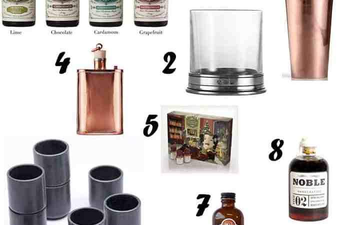 Your whiskey holiday gift guide!