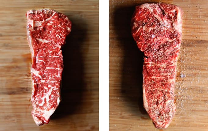 How to cook the perfect medium rare steak