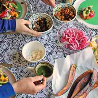 Global Feasts: Colombia