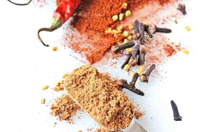 Berbere: Ethiopian spice blend