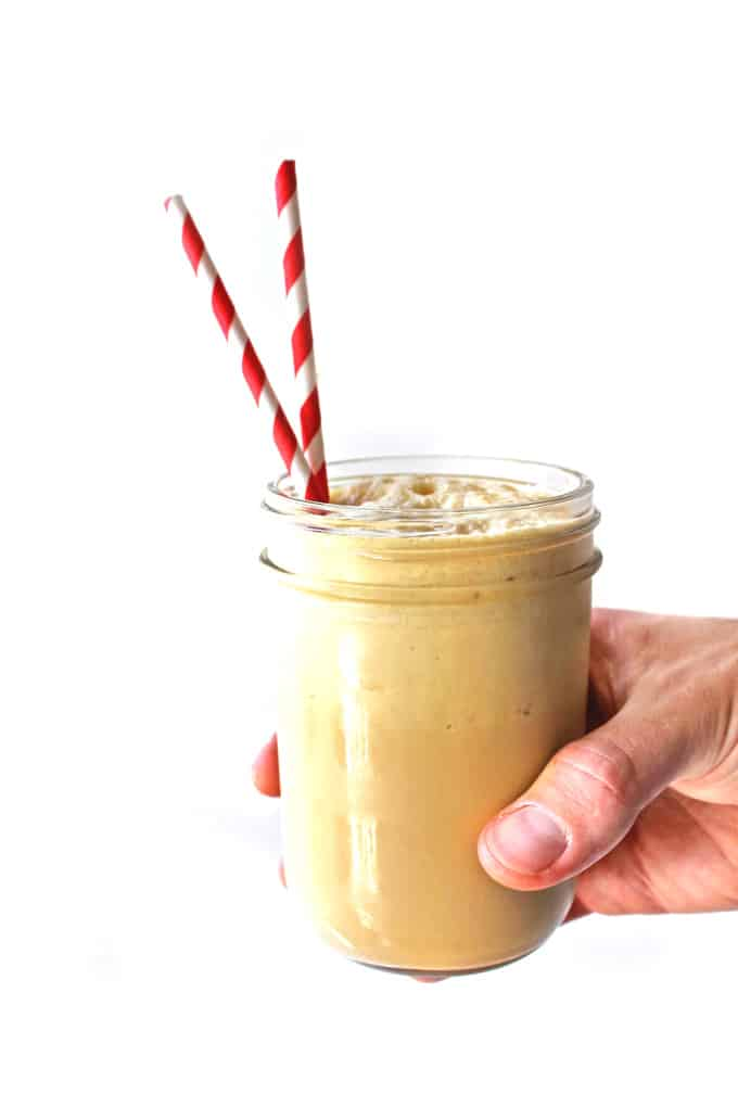 Thick and creamy earl grey honey milkshakes recipe! YUM!