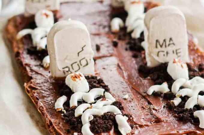 5 fun Halloween treats from The #FoodieMamas