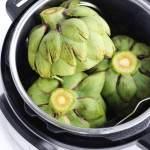 artichokes in the instant pot