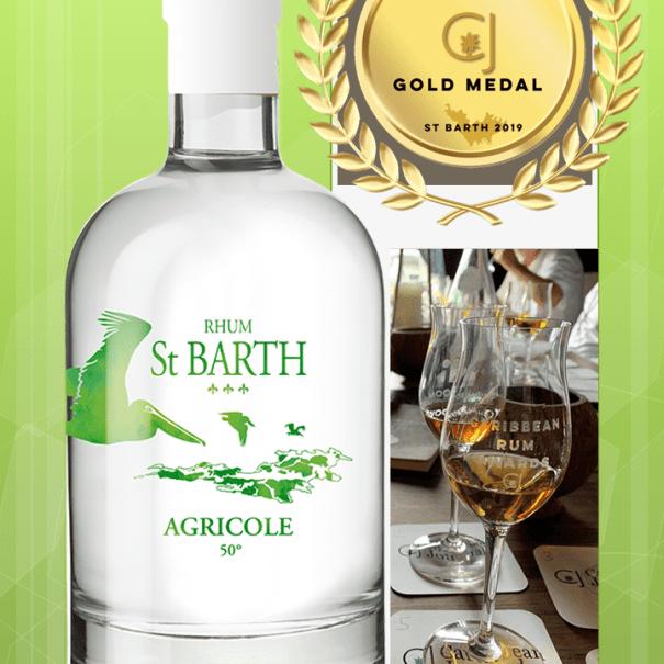 SBH rhum awards