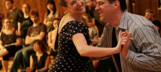 Beginner Swing Dance Intensive