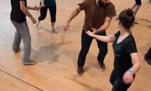 Intermediate Lindy Hop