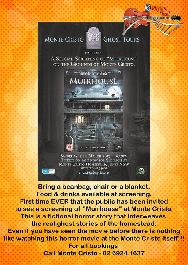 Monte Cristo presents Muirhouse