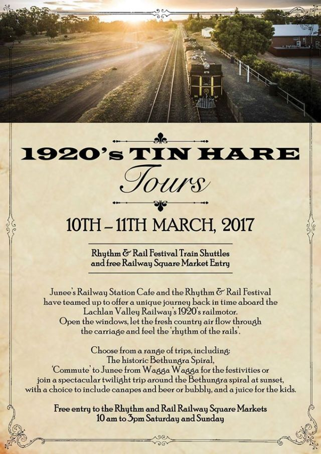Tin Hare Tours