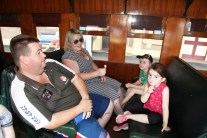 All aboard to ride to Cootamundra, via the Bethrunga Spiral