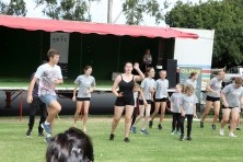 Local dance group, So Dance, shine at the festival