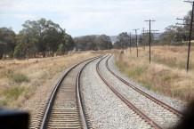 Making Tracks towards the Bethrungra Spiral
