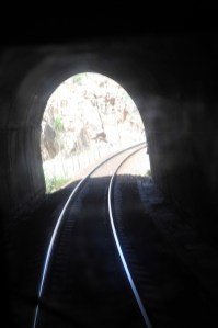 An insiders' view of one of Bethungra Spiral tunnels