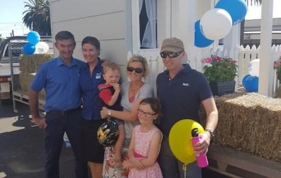 Hotono Home's Charity Auction raises $2000 for Make-A-Wish Australia