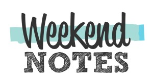 Weekend Notes Logo square