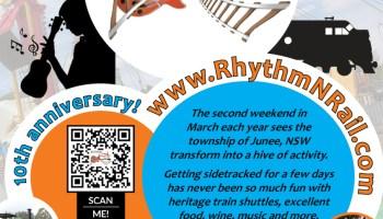 Junee Roundhouse Museum (2018) – Junee Rhythm n Rail Festival