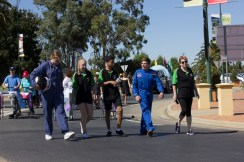 Junee Street Parade Entrants -- Wagga's Space Campers