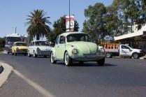 Junee Street Parade Entrants -- Riverina Volkswagen Club