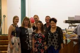The Cast from the Nikki Rosengren Variety Show