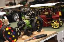 Model Steam Engines on Display [2015 Rhythm n Rail]