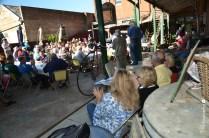 A Full House at the Poet's Breakfast [2015 Rhythm n Rail]