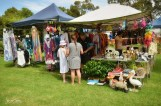 There's something for everyone to be found at the Markets stalls in Memorial Park [2016 Rhythm n Rail]