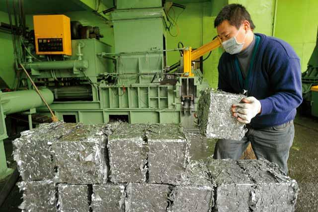 經典雜誌【環保人 回收物】鐵鋁罐回收 回收不夠。還要減量!