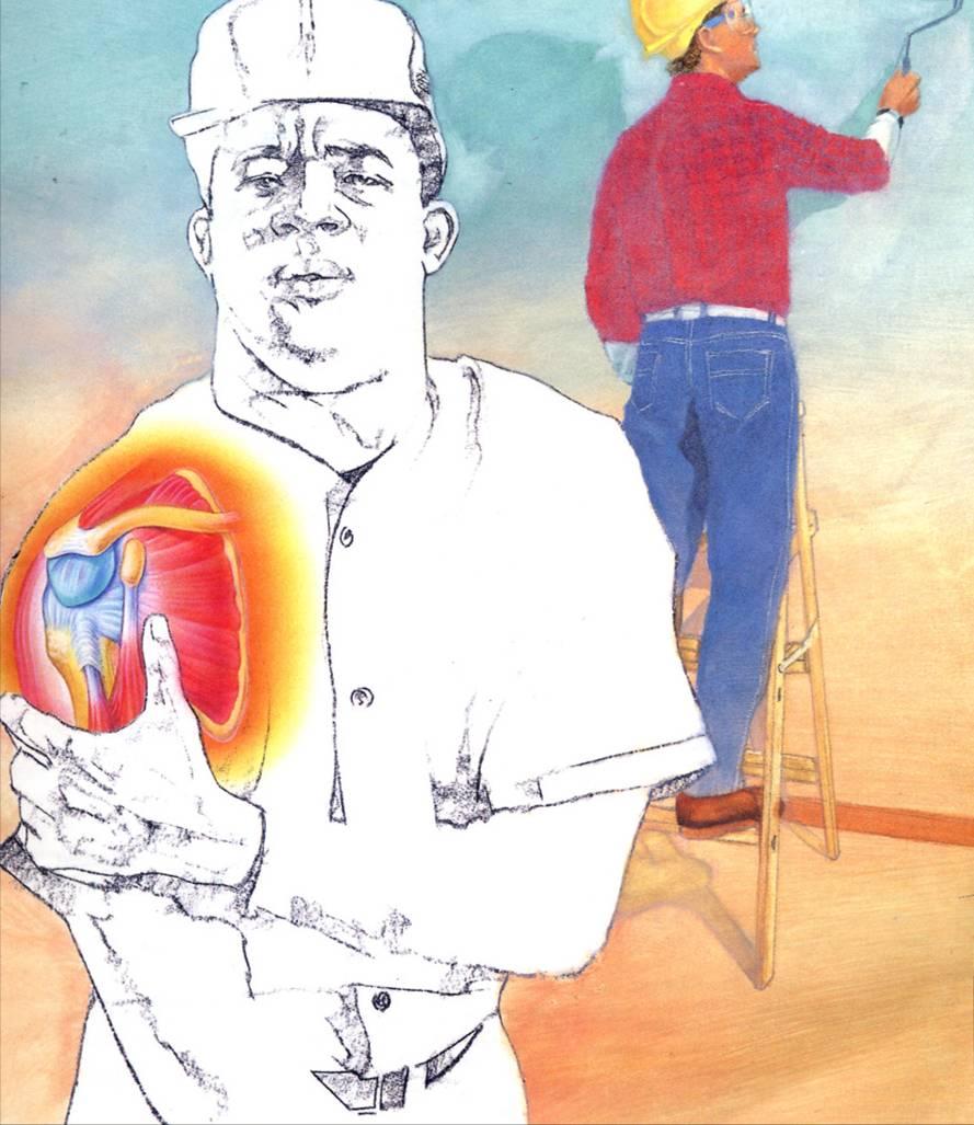 Esercizi per cuffia dei rotatori e dolore alla spalla  bba7d844a74a