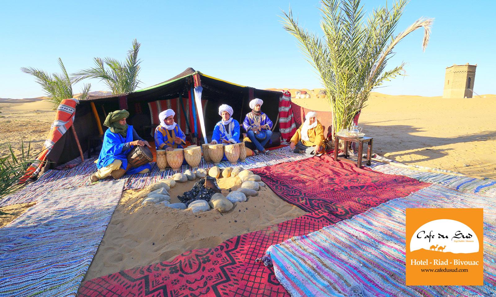 SAHARA MUSIC MOROCCO