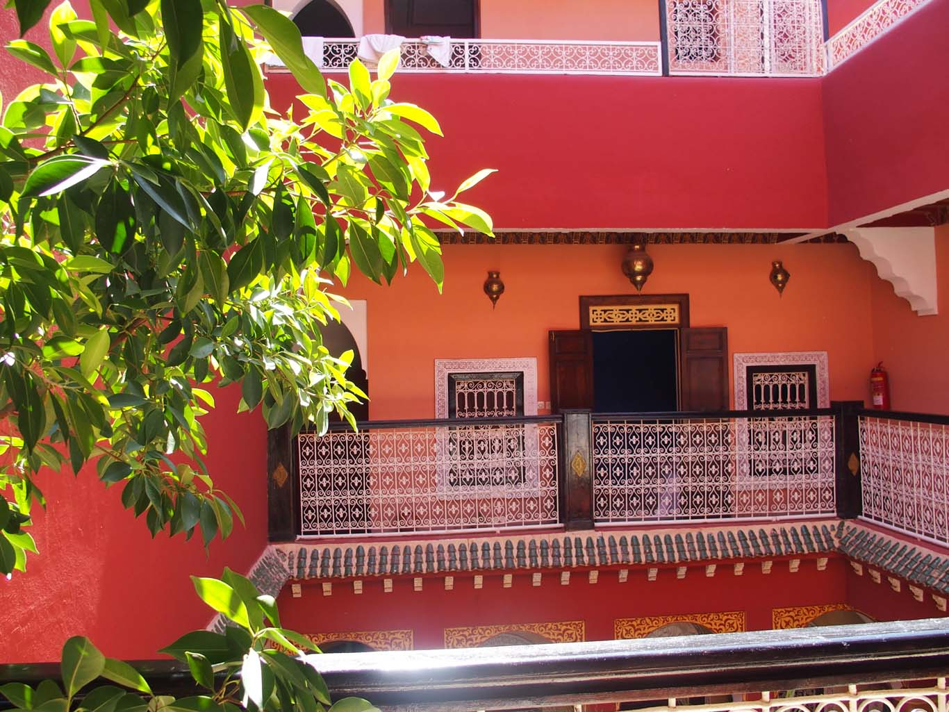 Riad Naya In Marrakech Single Double Or Triple Rooms