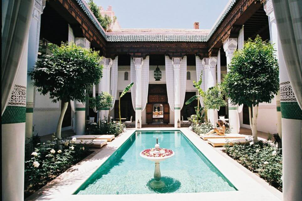 Riad Slitine  Riad Marrakech