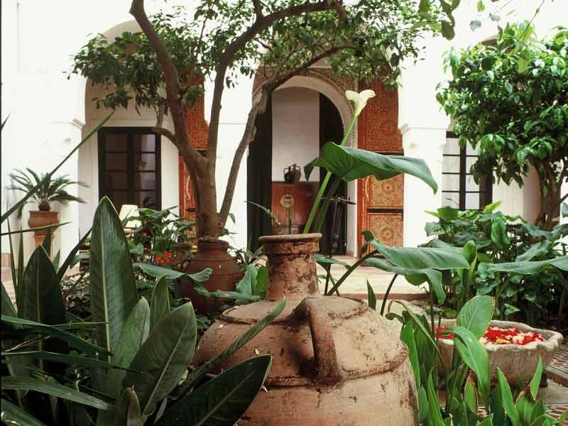 Descubre el hotel Riad El Cadi en la medina de Marrakech