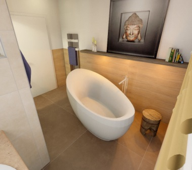 Wellness Badezimmer  my lovely bath  Magazin fr Bad  Spa