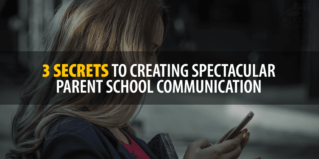 Parent to School Communication