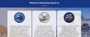Rialto Mobile Marketing Testimonials Sample