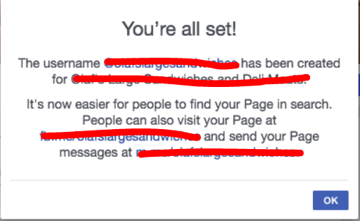 Create Username 2