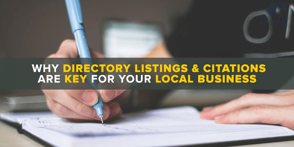 Why Directory Listings & Citations Are Key for Your Local Business