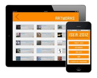 ISEA 2012 App